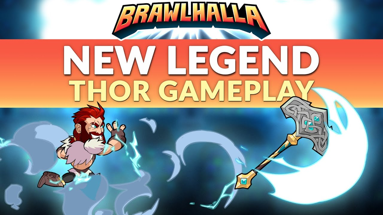 Hellboy and the game are coming to Brawlhalla — Maxi-Geek