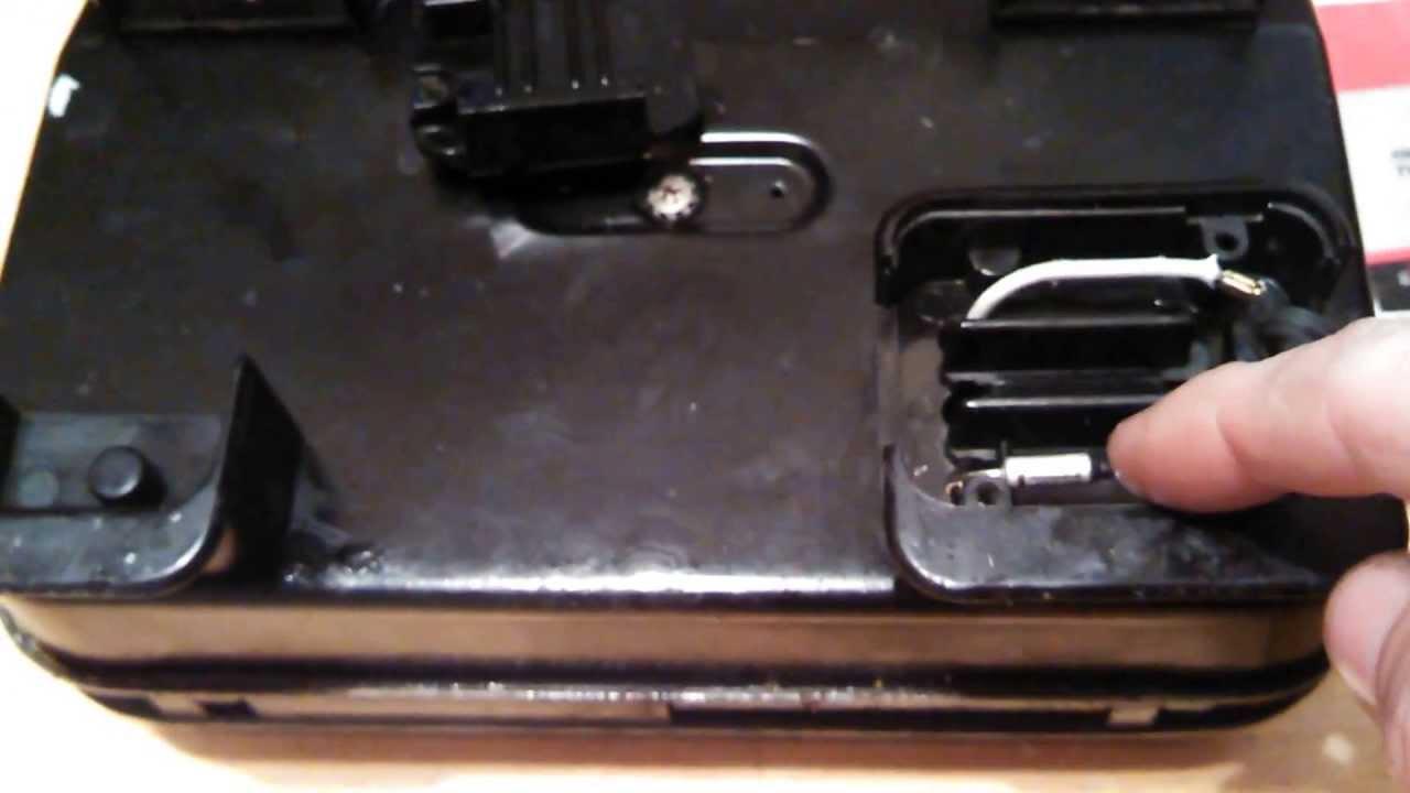 Sandwich Maker Thermal Fuse Repair Youtube Farberware Coffee Pot Wiring Diagrams