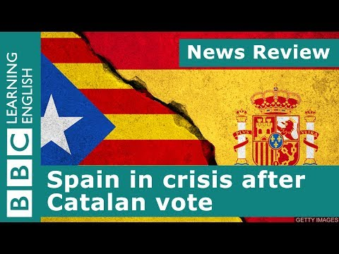 Spain in crisis after Catalan vote: BBC News Review