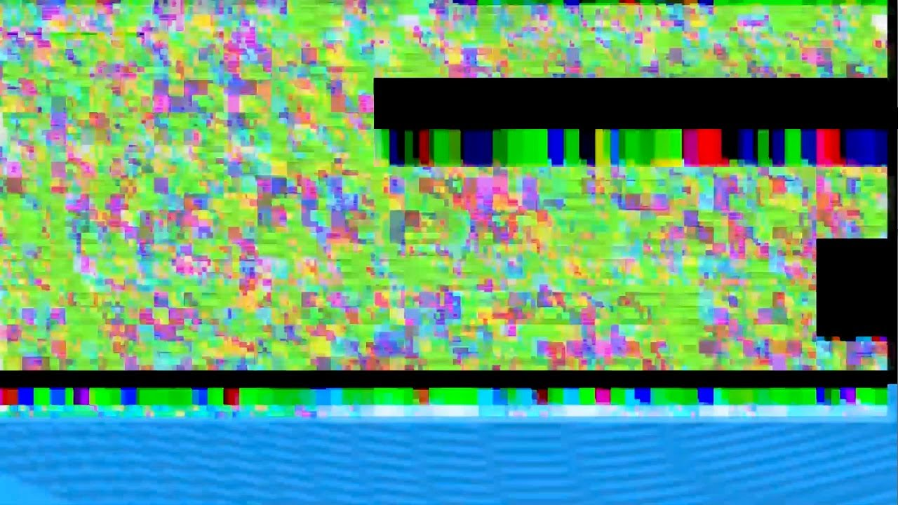 Digital Glitch - Free Stock Footage