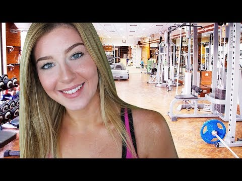 [ASMR] Personal Trainer Motivating Weight Loss Roleplay