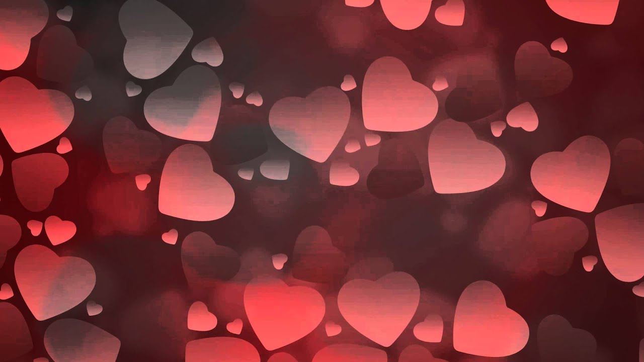 Valentine Background 3   HD Video Background   YouTube