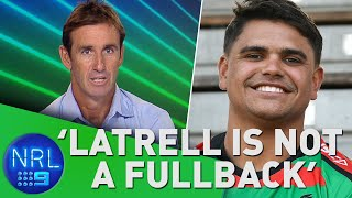 Joey's master plan for Latrell - Freddy & the Eighth | NRL on Nine