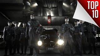 Las 10 Mejores Peliculas De Nazis, Nazismo