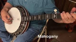 Deering Sierra Demo–Banjo Ben