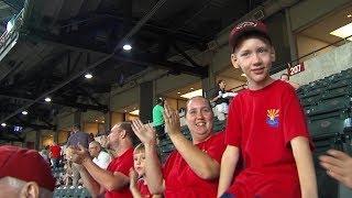 How to prepare for a baseball game - Arizona Diamondbacks Pal Video - Everyone Gets To Go