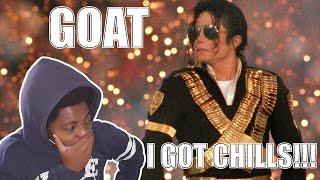 Michael Jackson Super Bowl 1993 Performance (REACTION!!!)