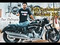 Royal Enfield Modifications at Reasonable Rates by Neev Motorcycles | Indian Scout look on Machismo|