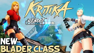 Kritika Online: End Game Fun & New Class - The Blader