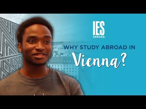 VIENNA | Study Abroad | Why Vienna?