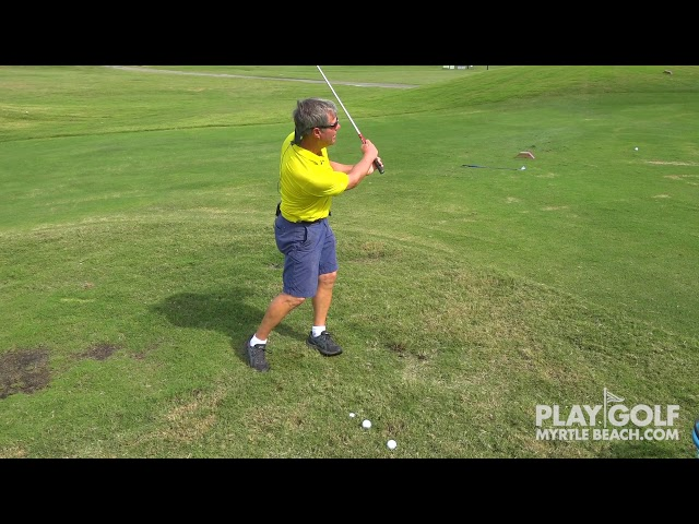 Tip Tuesday: Two Types of Greenside Rough Shots