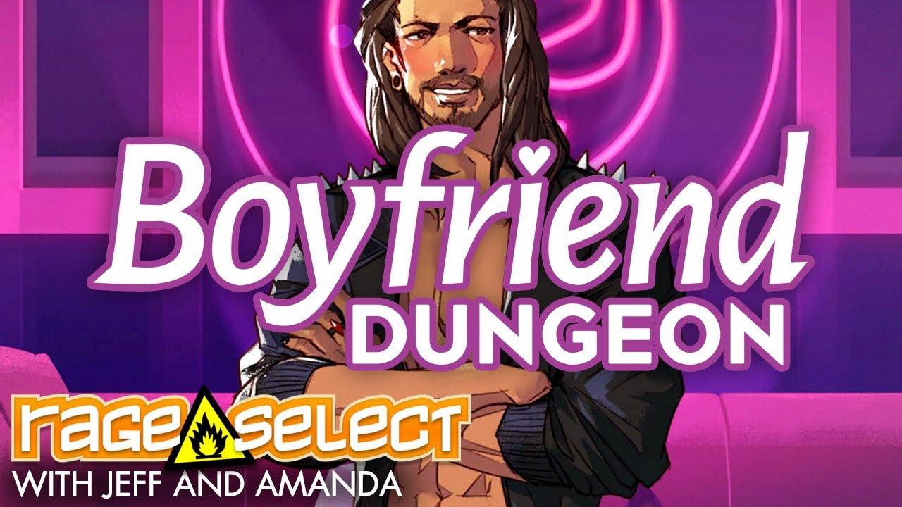 Boyfriend Dungeon (The Dojo) Let's Play