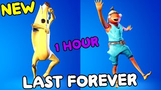 FORTNITE LAST FOREVER EMOTE (1 HOUR)
