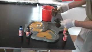 Окраска декоративного камня-2: для внутренней отделки.(, 2009-06-04T12:12:33.000Z)