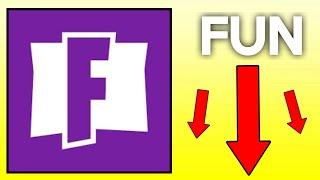 How i made Fortnite Fun AGAIN...