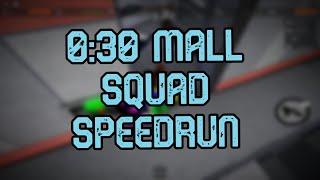 Beating MALL Before the Pig Spawns || Roblox Piggy World Record Speedrun