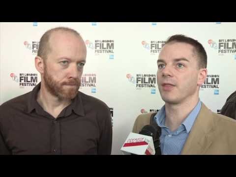 A Dark Song - Steve Oram & Liam Gavin 60th BFI LFF 2016 Interview