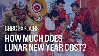 How much does Lunar New Year cost? | CNBC International