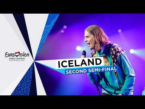 Daði og Gagnamagnið - 10 Years - LIVE - Iceland ?? - Second Semi-Final - Eurovision 2021