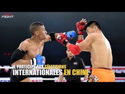 100%FIGHT - Retro Salahdine Parnasse