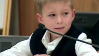 7 Years Old Little BOY Explain How His Mother Killed His Sister   A Very Sad Testimony