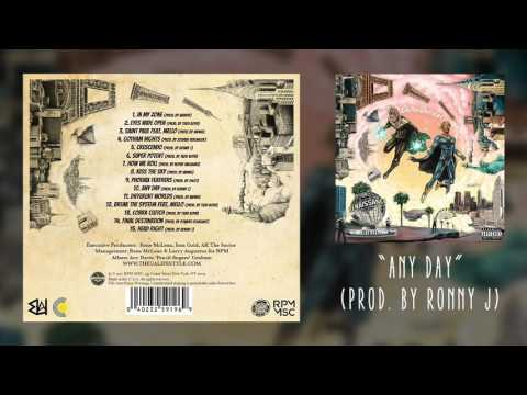 The Underachievers - Any Day (Audio)