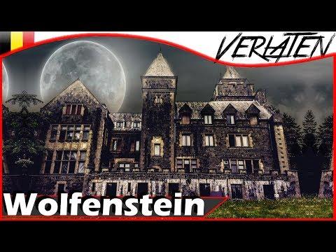 VERLATEN Kasteel Wolfenstein ( IBM Computer doet het nog !)
