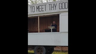 Sunday May 31 Drive-in worship service