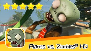 Plants vs  Zombies™ HD Adventure 2 Day Level 09 Part 2 Walkthrough The zombies are coming! Recommend