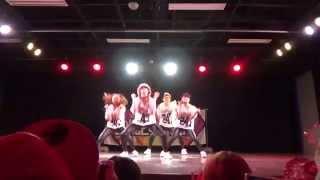 "2014/9/14 ZEROコンテストに出場した""B""eepsの動画です。 SKE48 石田安..."