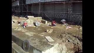 видео Проект фундаментов башенных кранов