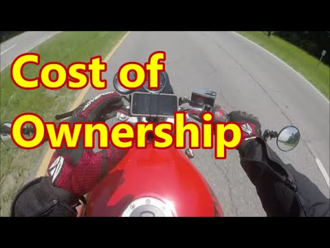 True Cost of Owning a Motorcycle