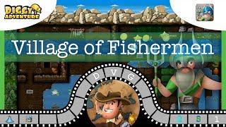 [~Njord~] #1 Village of Fishermen - Diggy