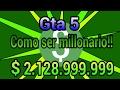GTA 5 MODO HISTORIA (Como ser millonario)Ps4/XboxOne