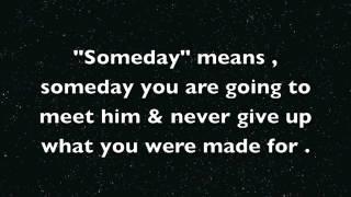 "Justin Bieber ""Someday"" Perfume"