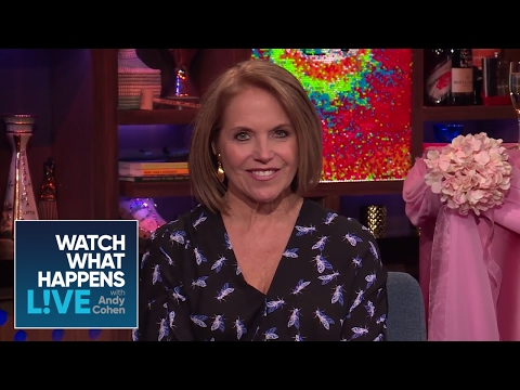 Katie Couric On The 'Today' Show Shakeup - WWHL