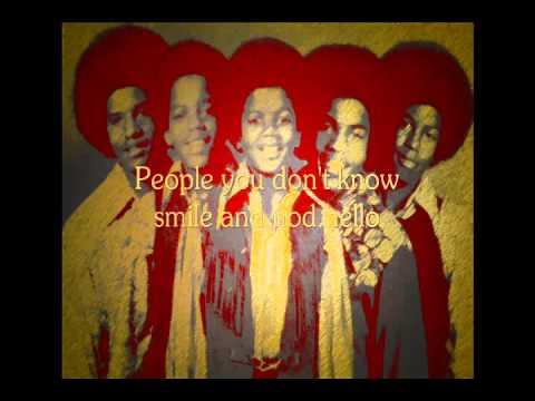 The Jackson 5 Give Love On Christmas Day Audio+Lyrics - YouTube
