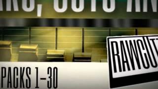 Hip Hop Samples Loops - The Rawcutz Super Pack