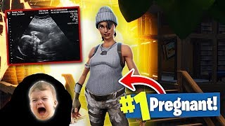 ¡CÓMO EMBALAR A TU NOVIA EN FORTNITE BATTLE ROYALE! (¡Ella vence pronto!)