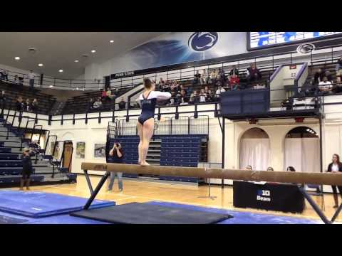Women Gymnasts maintain winning ways on 2/28/14