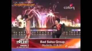 KID'SS dance color tv..a bbrilliant performance