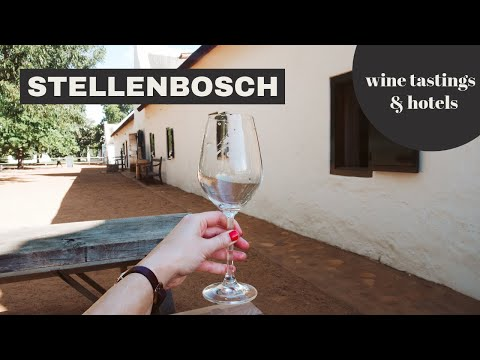 Stellenbosch Zuid Afrika Travel Guide // TOP hotels, wijn & farmers market // Your Little Black Book