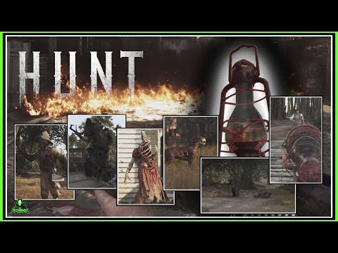 [Guide] HOW TO SET FIRE TO THE WORLD 🔥🔥 - Oil lantern and lamp [Hunt:Showdown]