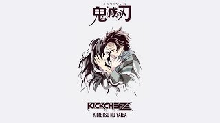 "Kickcheeze - Kimetsu No Yaiba (""Demon Slayer"" Remix) [FREE DOWNLOAD]"