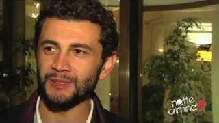 Notte Criminale - i Protagonisti: Vinicio Marchioni (Freddo)