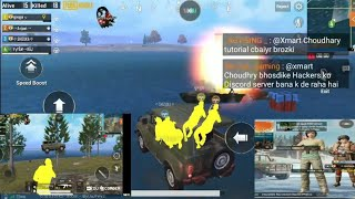 FLYING JEEP PUBG MOBILE NEW HACK|FEAT YAM  RAJ