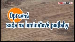 Jak opravit laminátovou podlahu
