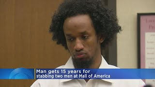 Man Gets 15 Years In MOA Stabbing Attack
