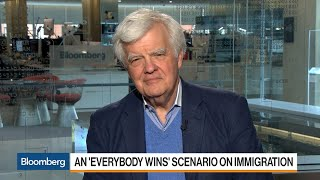 Al Hunt on Immigration, Paul Ryan and Mitch McConnell