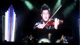 wang lee hom live in malaysia 2012 王力宏大马演唱会